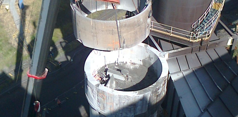 Demolition of BSL's redundant Quench Tower